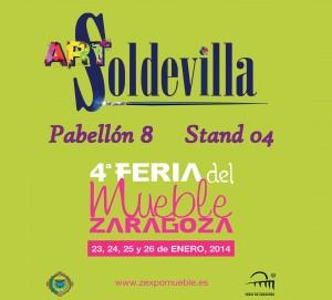 FERIA ZARAGOZA 23-24-25-26  DE ENERO/JANUARY 2013